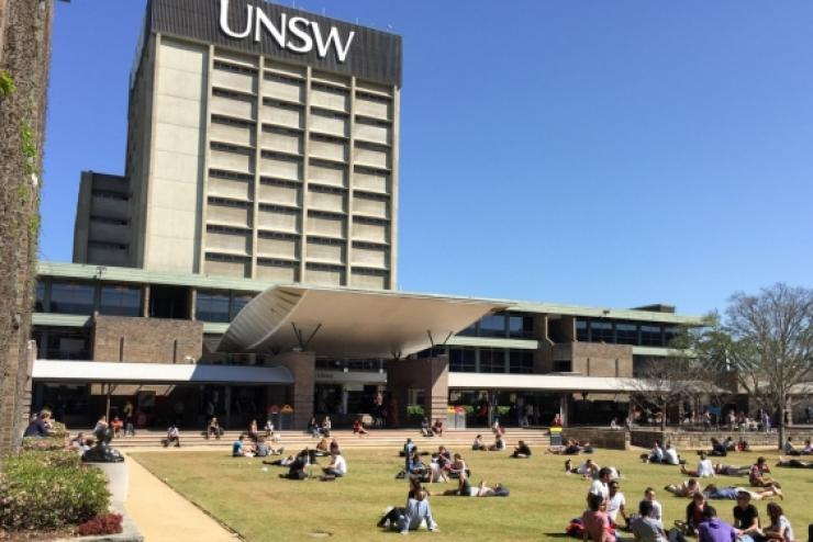 UNSW Library, Kensington Campus